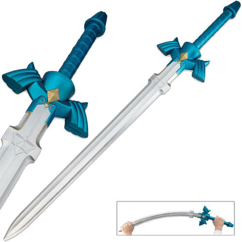 Hero of Legend - Foam Master Sword