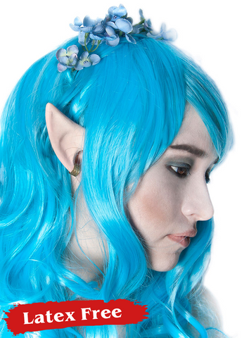 Neoprene Anime Elf Ears