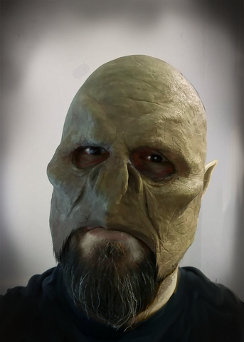 Mountain Orc Mask