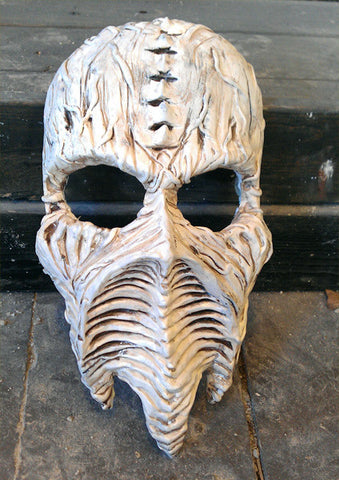 Alien Bone Armor Mask