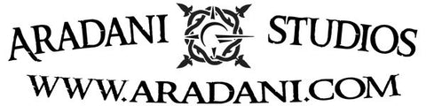 Aradani Bumper Sticker