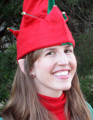 Christmas Elf Ears - includes a Christmas Elf Hat!
