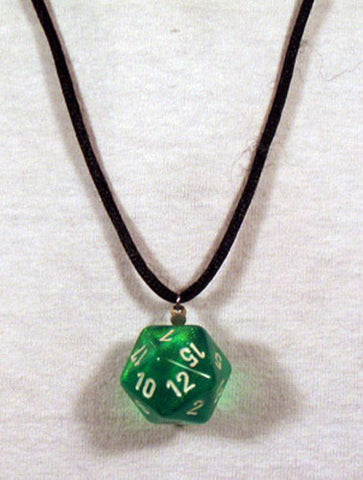 Dice Necklace