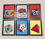 Geek Pop: Roleplaying Dice