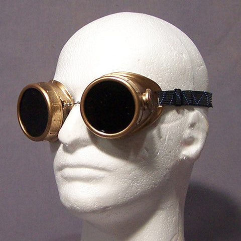 Round Goggles - Fully Painted