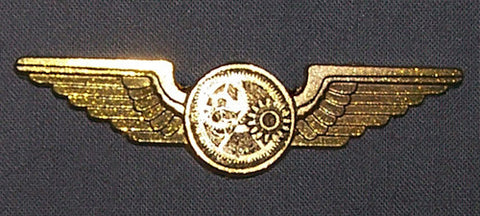 Airship Gear Wings