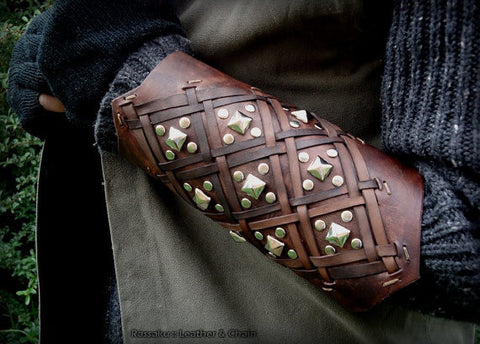 Kili Bracers: The Hobbit