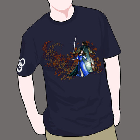 Moiraine and Lan Shirt