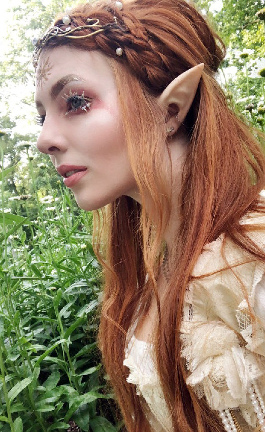 Sun Elf Ears Aradani Costumes