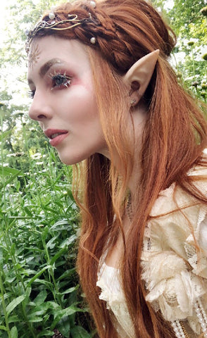 Elf Ears For Costumes Cosplay Or Larping Aradani Costumes