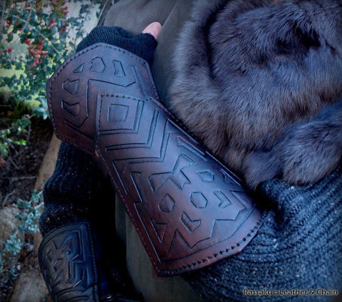 Thorin Oakenshield Bracers: The Hobbit