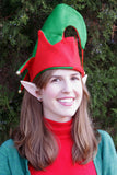 Christmas Elf Costume - Toy Maker Elf Kit