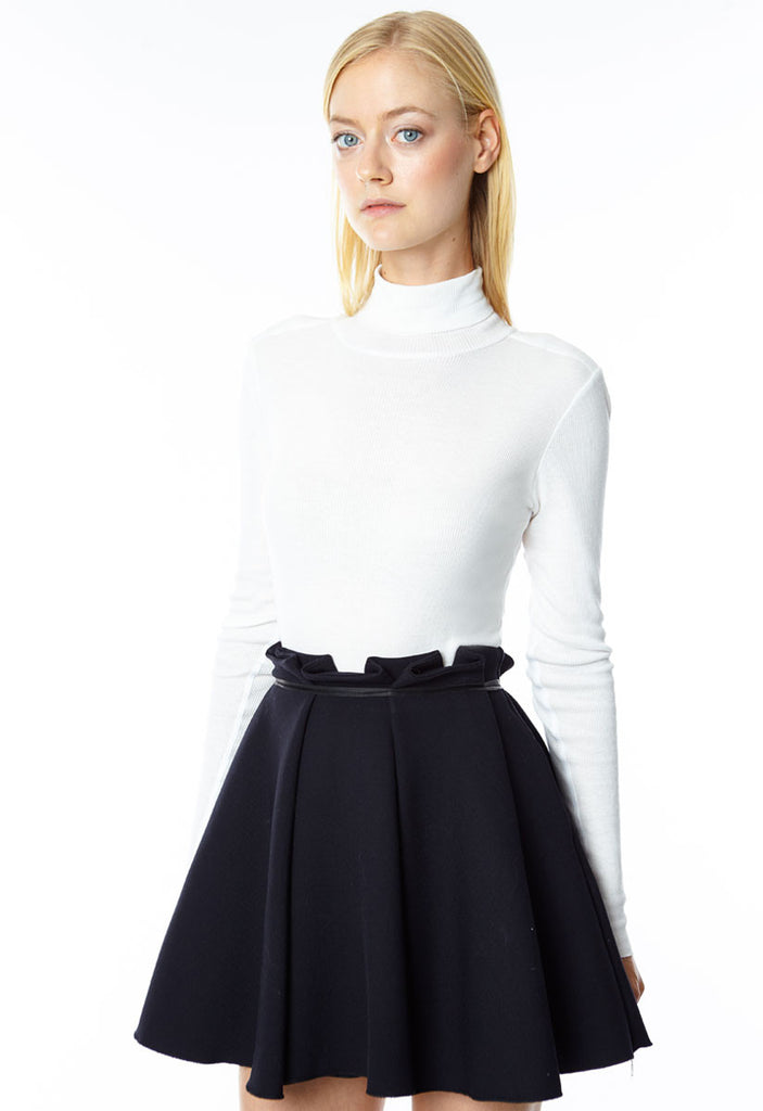 Winter In La Flare Skirt
