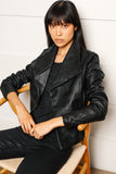 Alia Leather Jacket