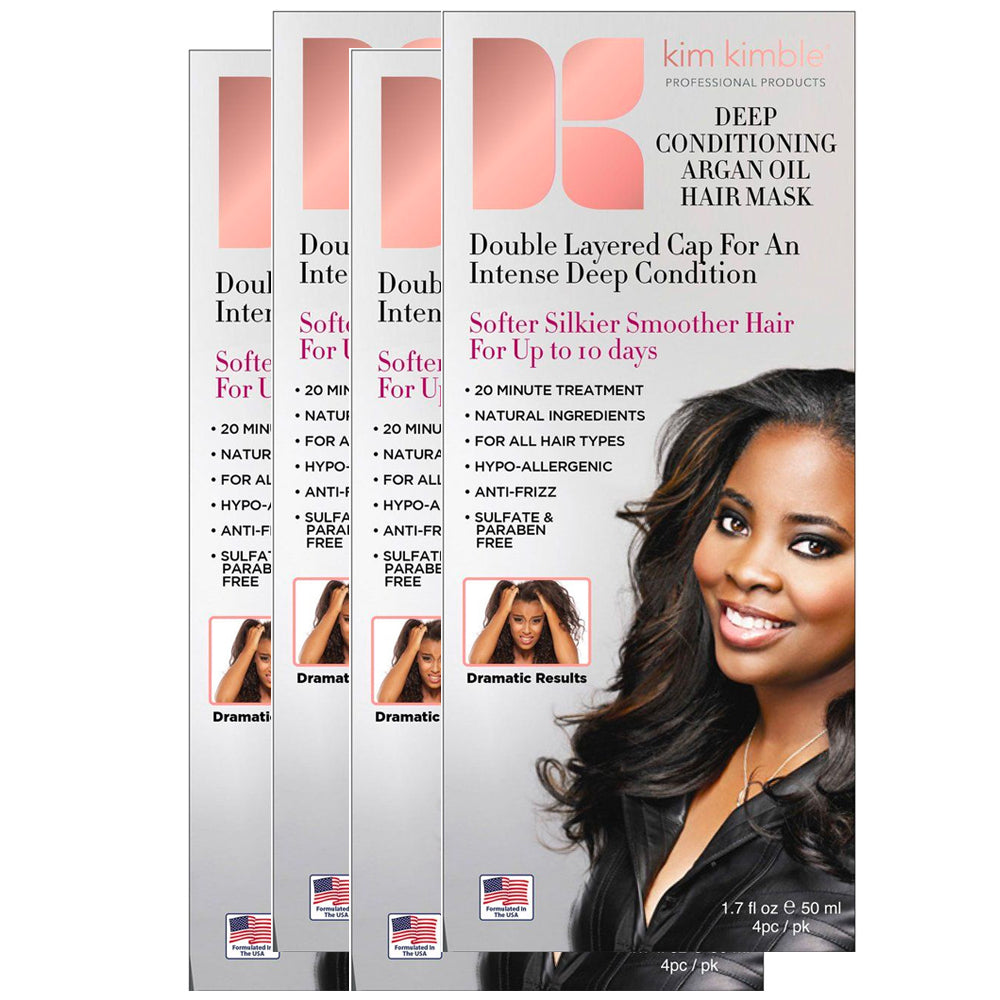 Kim Kimble 4 pc Hair Mask