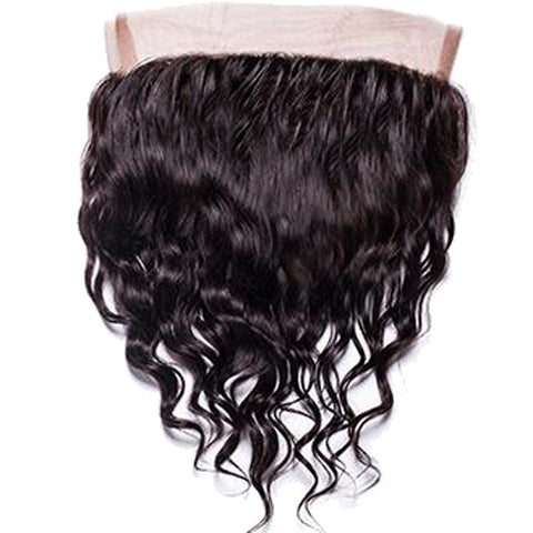 HairDrobe Temple Wavy Frontal