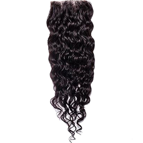 HairDrobe Temple Single Drawn Closure