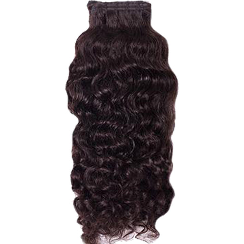 HairDrobe Temple Indian Curly