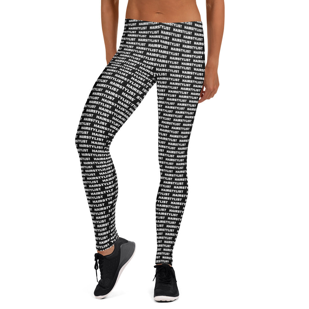 Hairstylist (All-Over Print) - Leggings