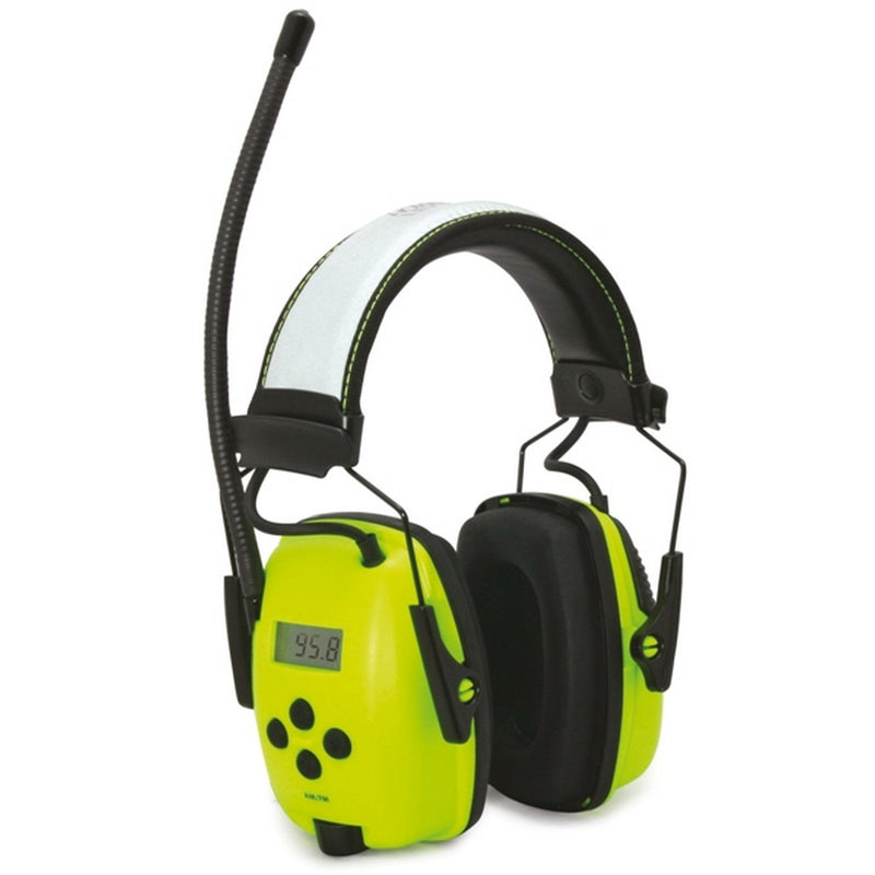 Image of SAW Hi-viz Radio Earmuff