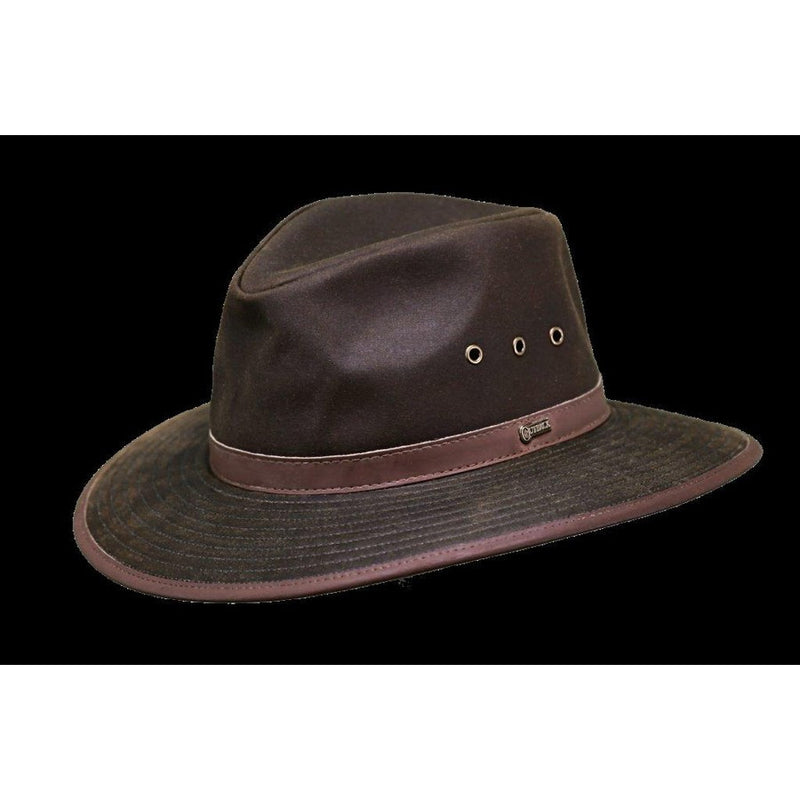 Deer Hunter Oilskin Hat