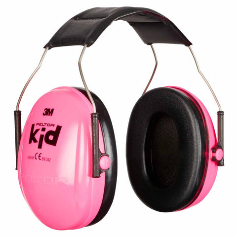 Image of Peltor Kids Earmuff Pink