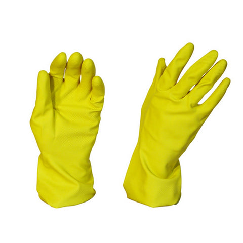 Image of POM Silverlined Household Rubber Gloves