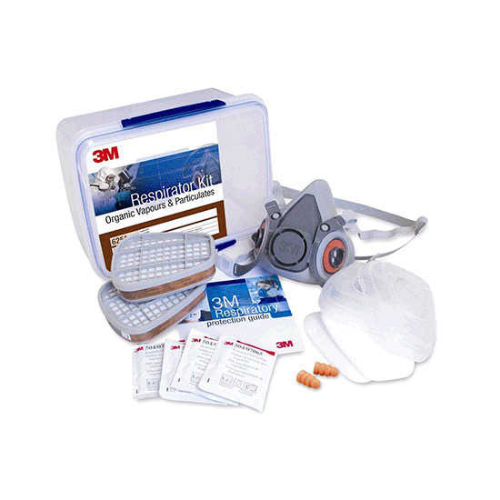 Image of 3M SPRAYING RESPIRATOR KIT