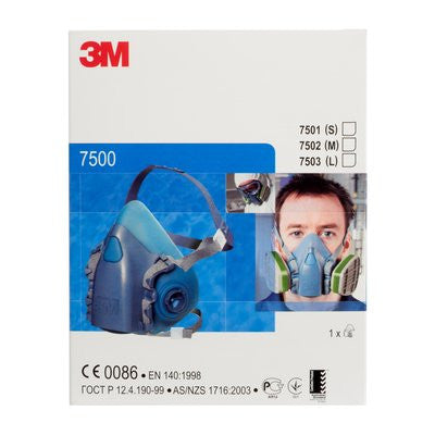 Image of 3M7500 Mask