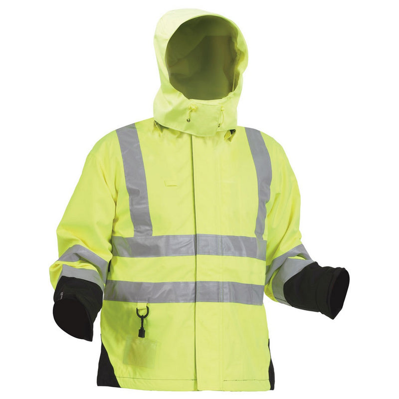 Bison Extreme Jacket Yellow