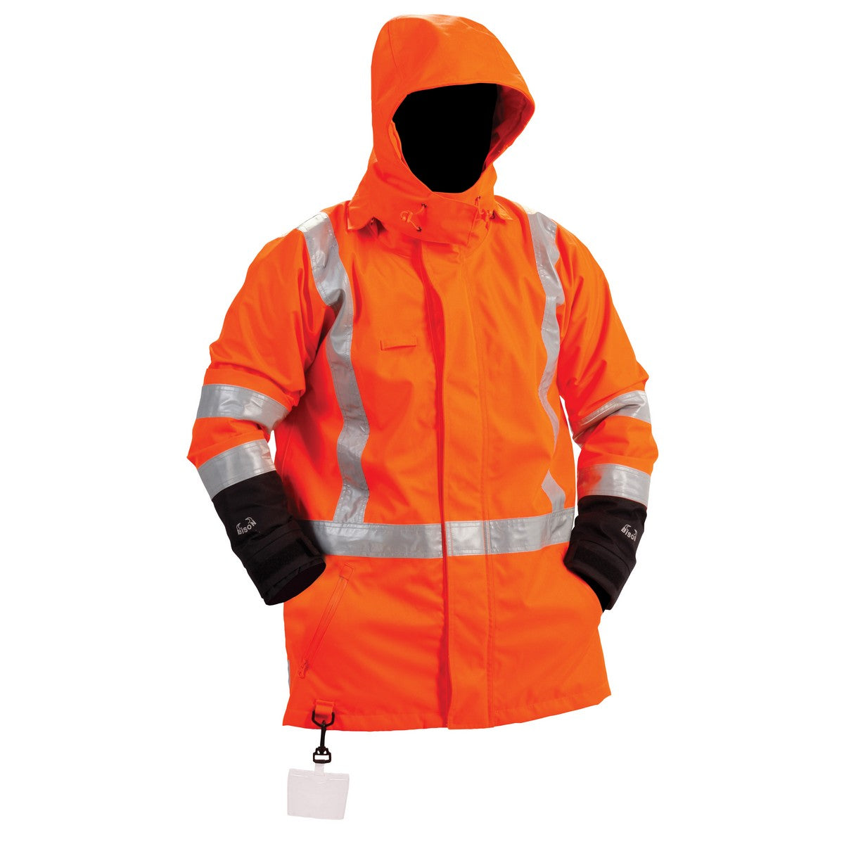 Image of Bison TTMC Extreme Jacket Orange