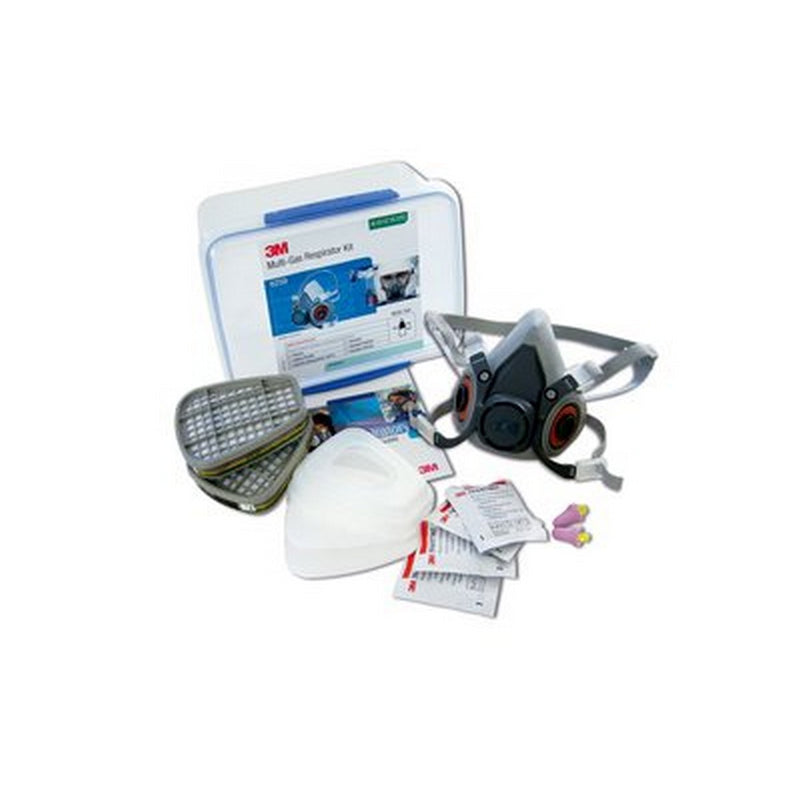 Image of 3M6259 Multi-Gas Respirator Kit