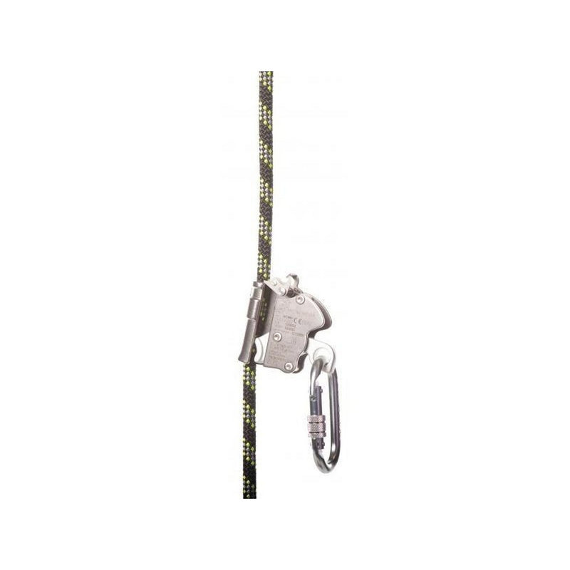 ZERO GUIDED TYPE FALL ARRESTER/ROPE GRAB