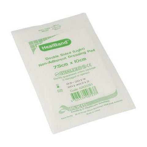 Image of 7.5 X 10cm Non-Adherent Dressing Pad