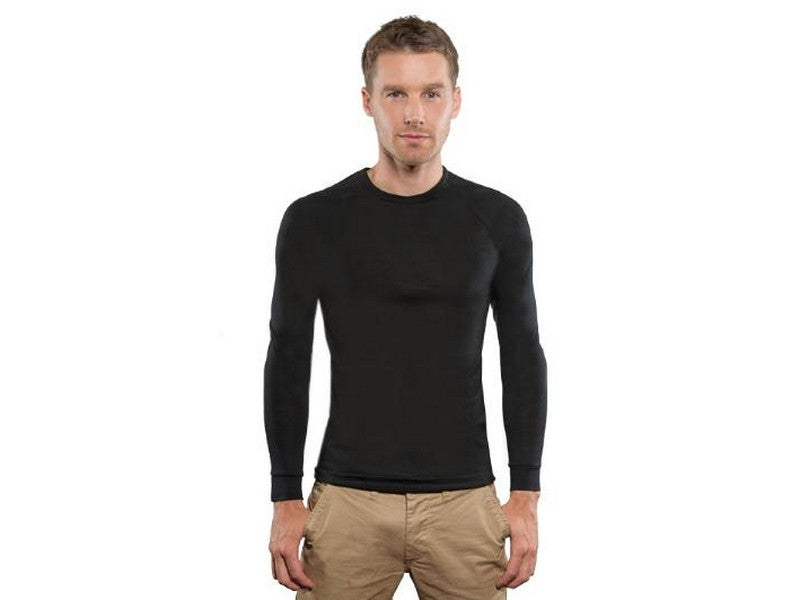 Image of Thermadry Unisex Polypropylene Crew Neck Long Sleeve Top
