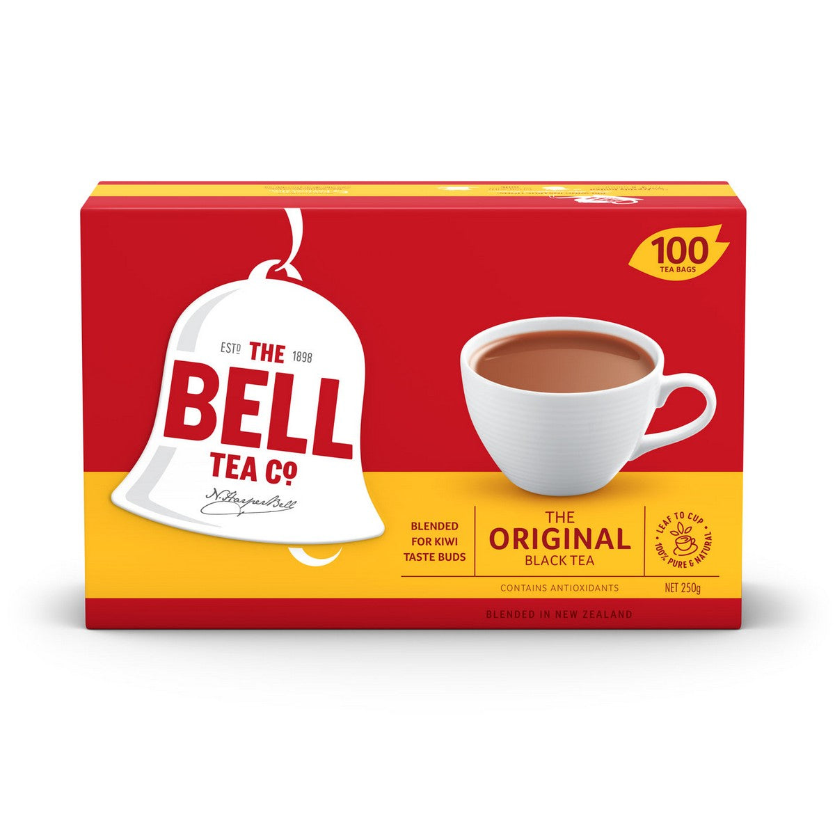 Image of Bell Tea Bags 100