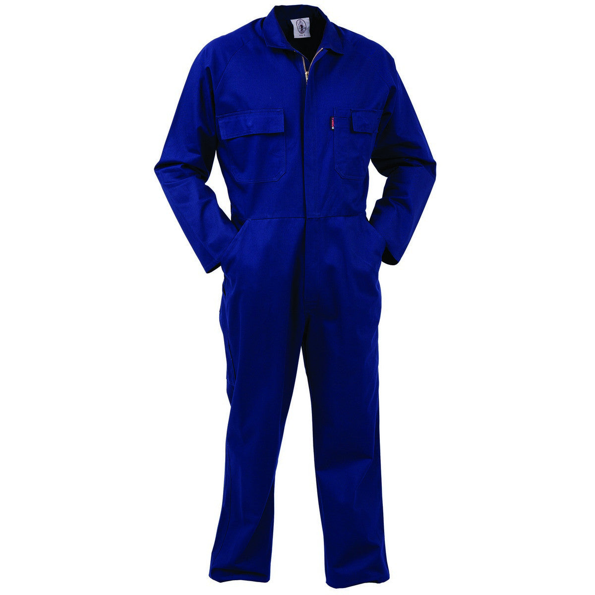 Image of Polycotton Overall L/S