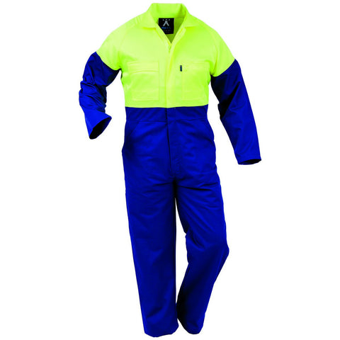 Image of Polycotton Overall D/O