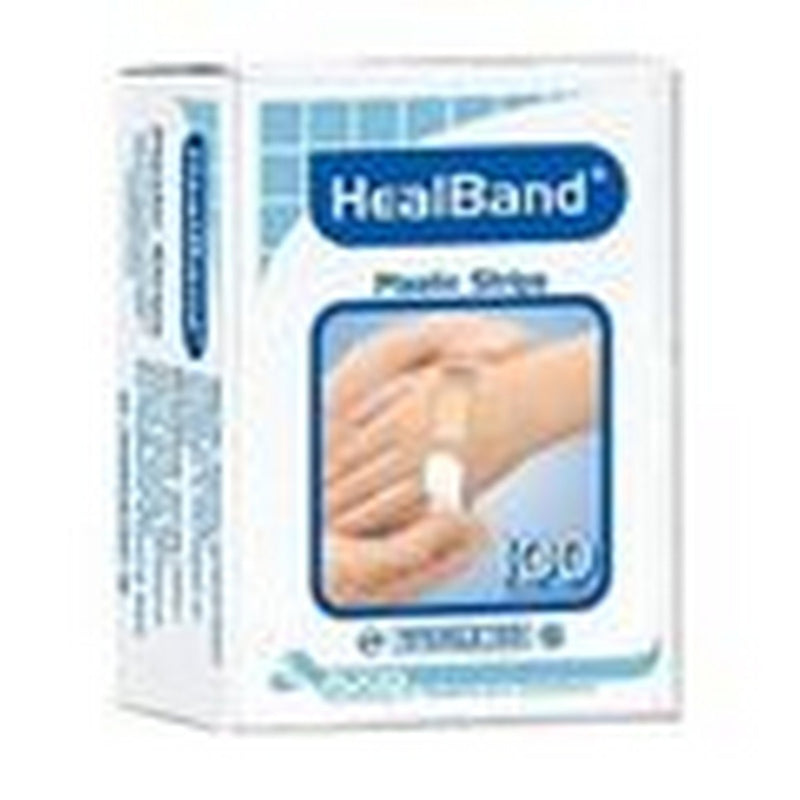 Image of Healband Plastic Plasters 100's