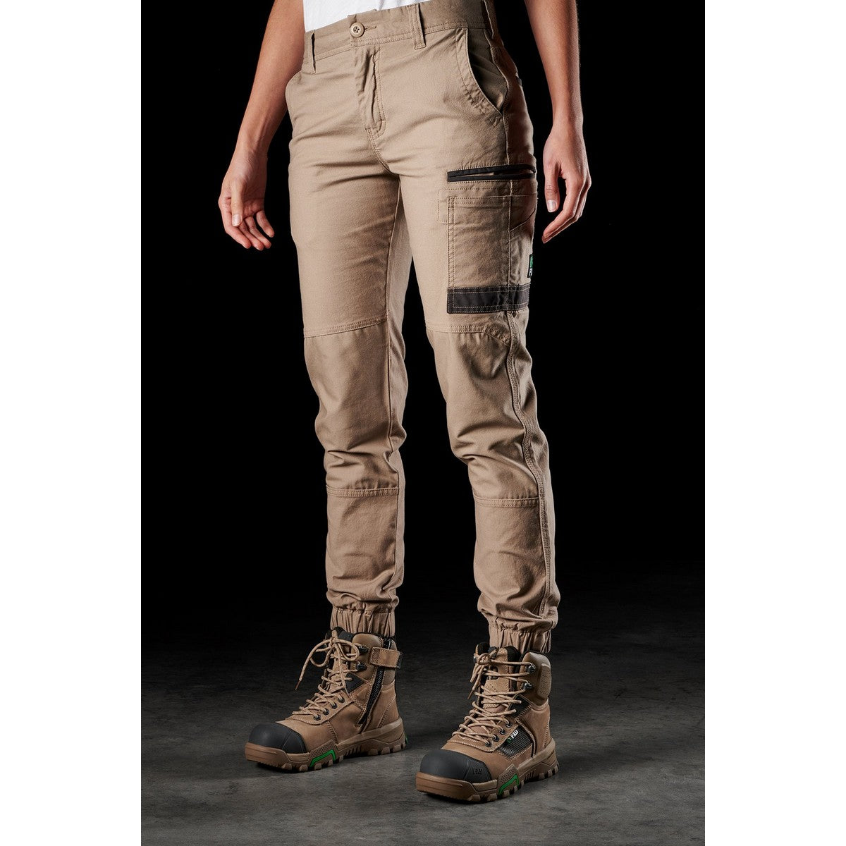 Image of FXD WP-4W Cuffed Womens Pants