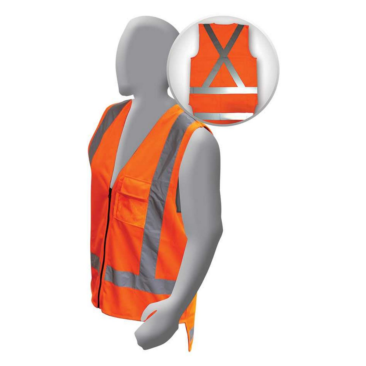 Image of Armour Hi-Vis Safety Vest