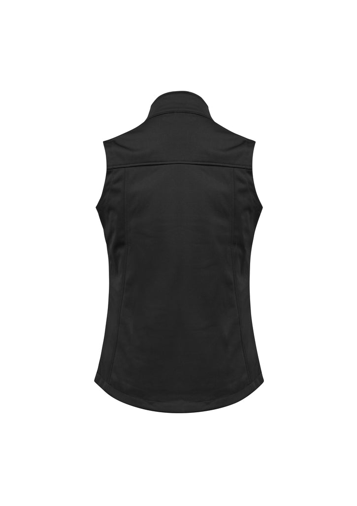 Image of Biz Collection Soft Shell Vest- Ladies