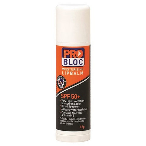 Image of ProBloc Lip Balm sunscreen 12g