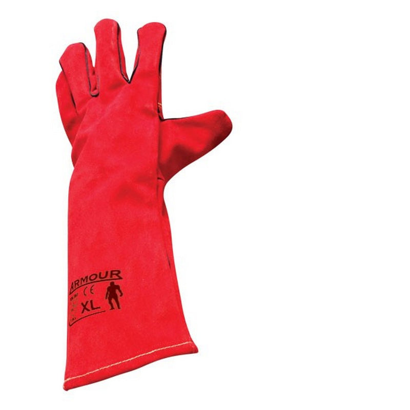 Armour Lefties Welding Gauntlet Glove - 40cm
