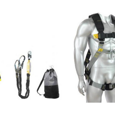 Image of ZERO PLUS SCAFFOLDERS HEIGHT SAFETY/FALL ARREST KIT