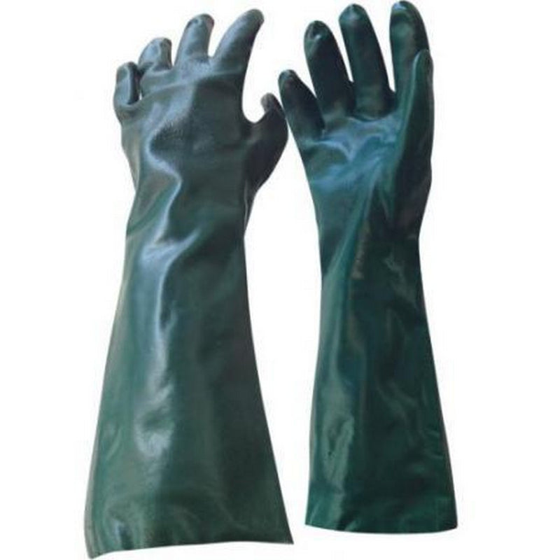 Armour 45cm PVC Gauntlet Glove