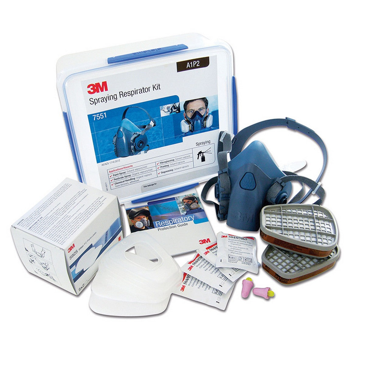 Image of 3M7551 SPRAYING KIT