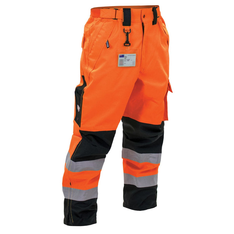 Bison Extreme Overtrouser Orange