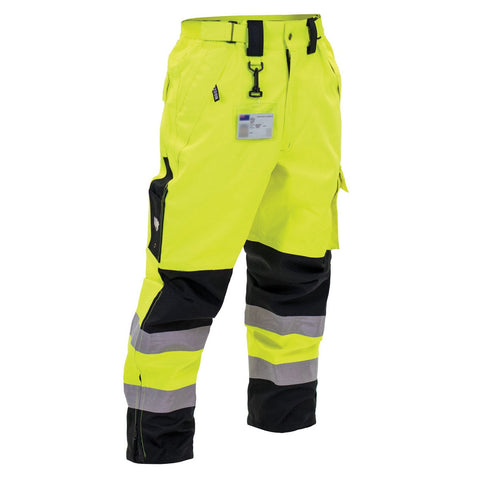 Image of Bison Extreme Overtrouser Yellow
