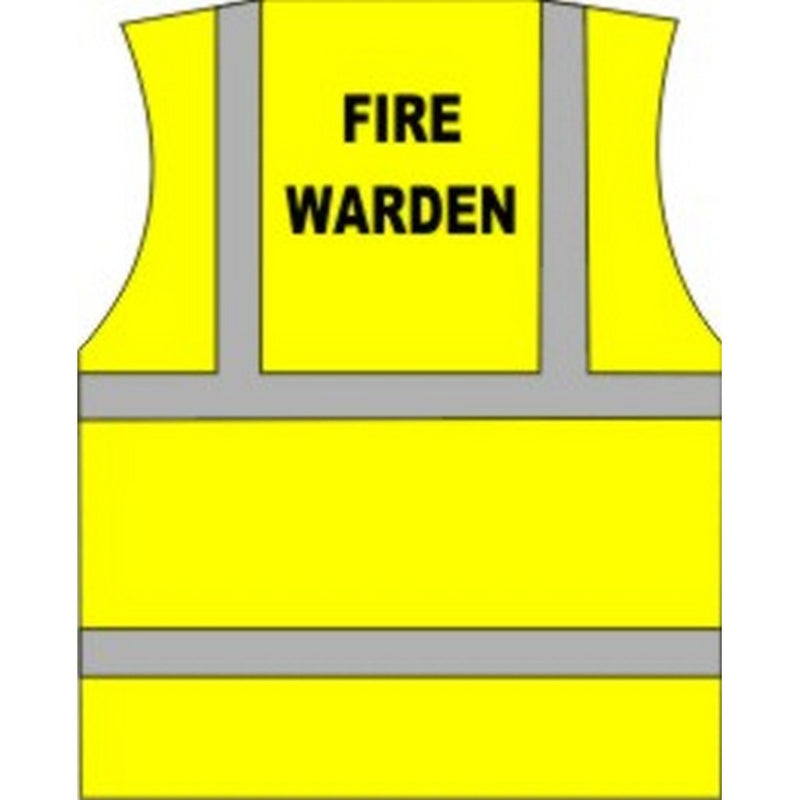 Image of Fire Warden Vest